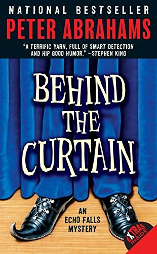 (Behind the Curtain (Echo Falls Mystery))
