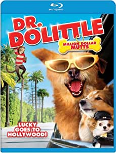 Dr. Dolittle: Million Dollar Mutts [Blu-ray]