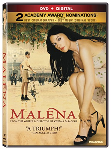 Malena  Dvd   Digital