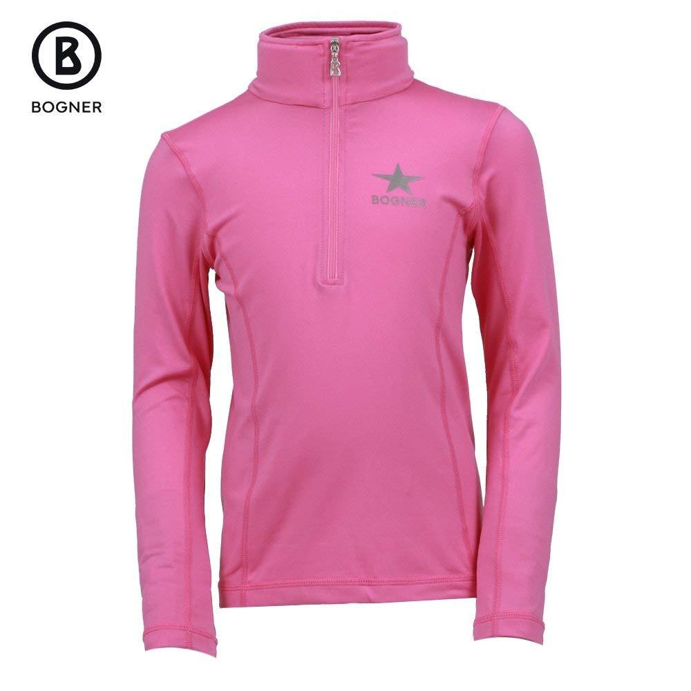 Bogner Ada 1/4-Zip Mid-Layer Girls Pink