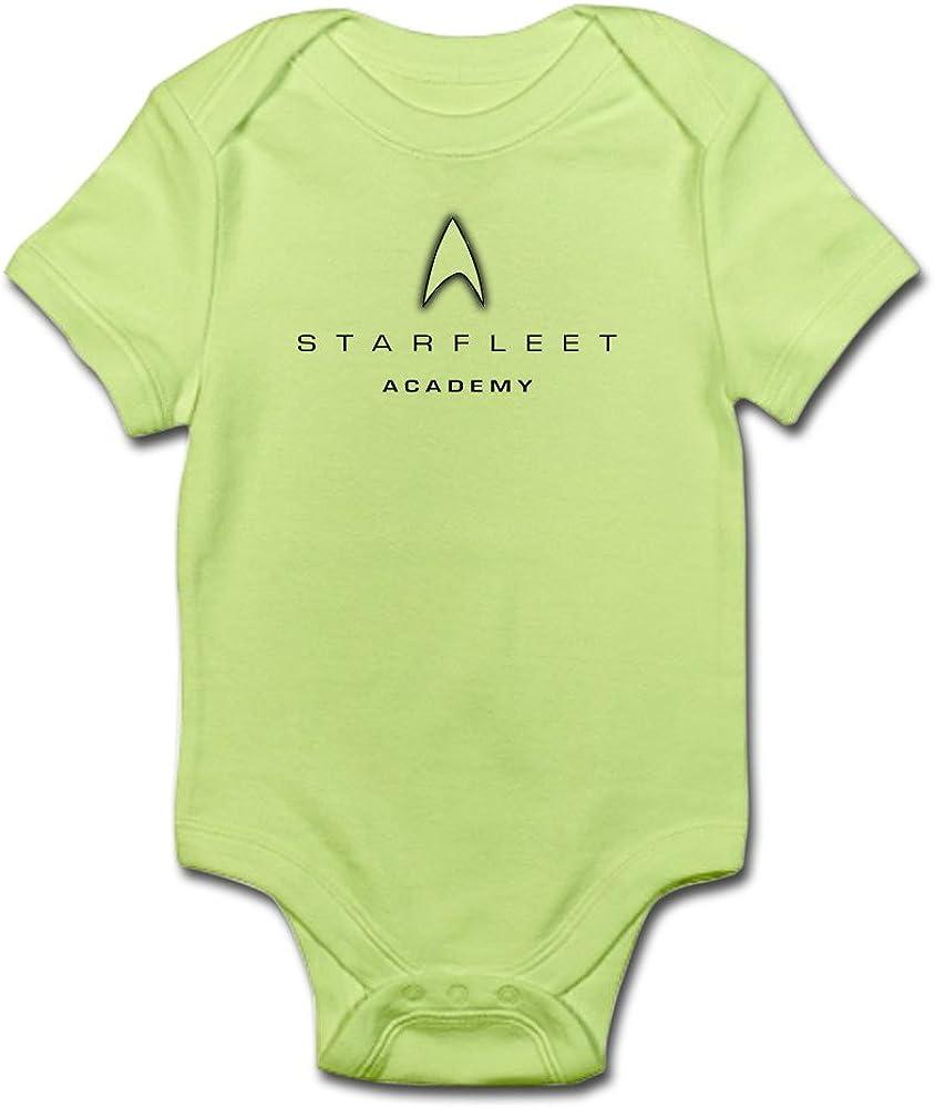 Star Trek Cute Infant Bodysuit Baby Romper Starfleet Academy CafePress