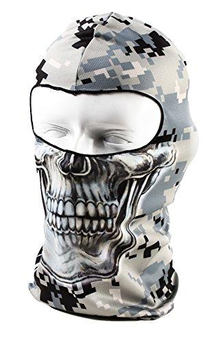 GANWAY Outdoor Sports Balaclavas Headwear Cycling Hat Motorcycle Mask 3D Animal Ski Masks Hood Skull Cap (BB30)