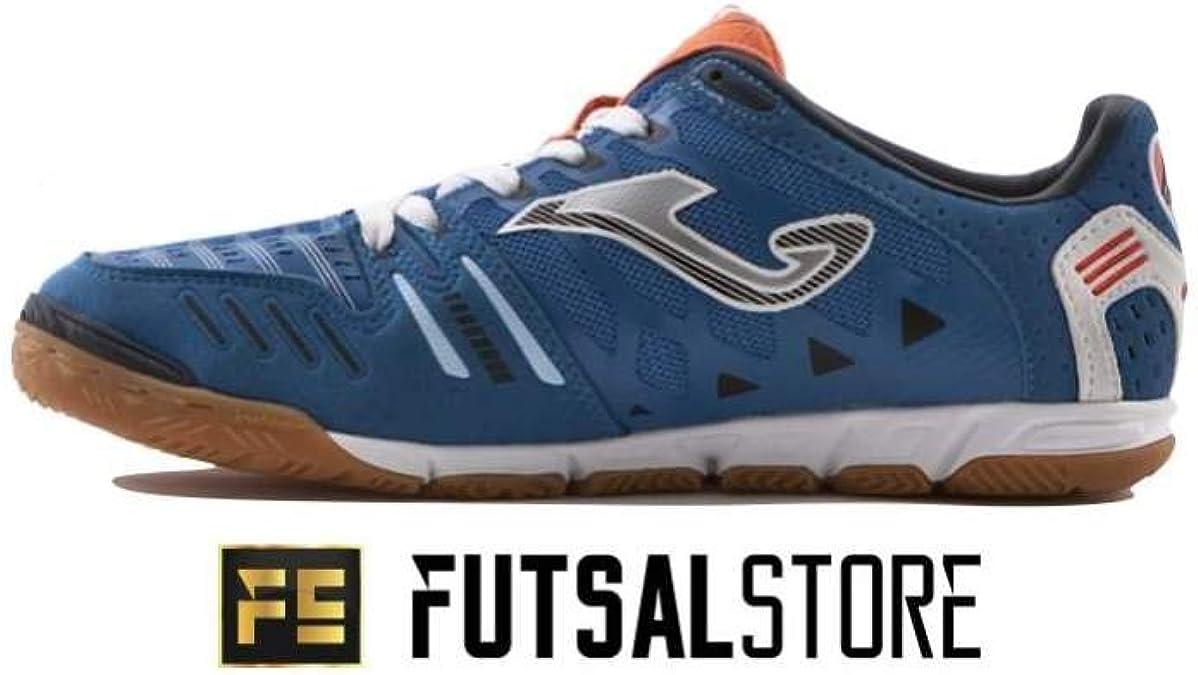 Joma Super Regate, Zapatilla de fútbol Sala, Royal-Blanco, Talla 9 US (42.5 EU): Amazon.es: Zapatos y complementos