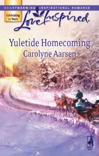 book cover of Yuletide Homecoming