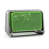 LIMINK Car Ozone Air Purifier, 500mg/h Portable O3 Ozone Generator for Car Air Cleaner Deodorizer Sterilizer Green