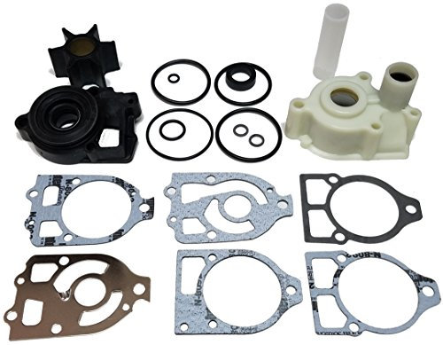 (Mercruiser Complete Water Pump Repair Kit For MR/Alpha One)