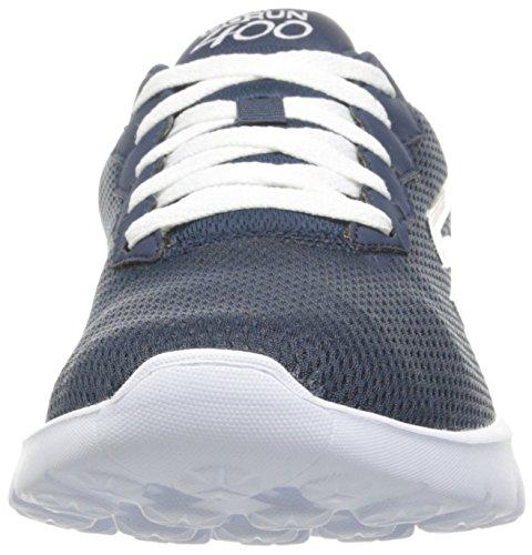 GO Deporte para Zapatillas Nvw Azul 400 Skechers Run de Mujer RxdqBX4g