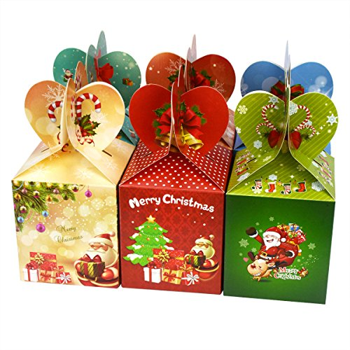 ift Fruit Candy Box For Wedding Christmas Festival Party (Christmas Candy Gift Box)
