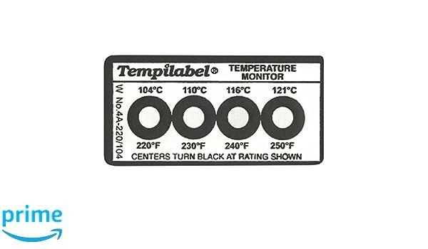 Tempilstik Temperature Indicators Tempil 14 Pack