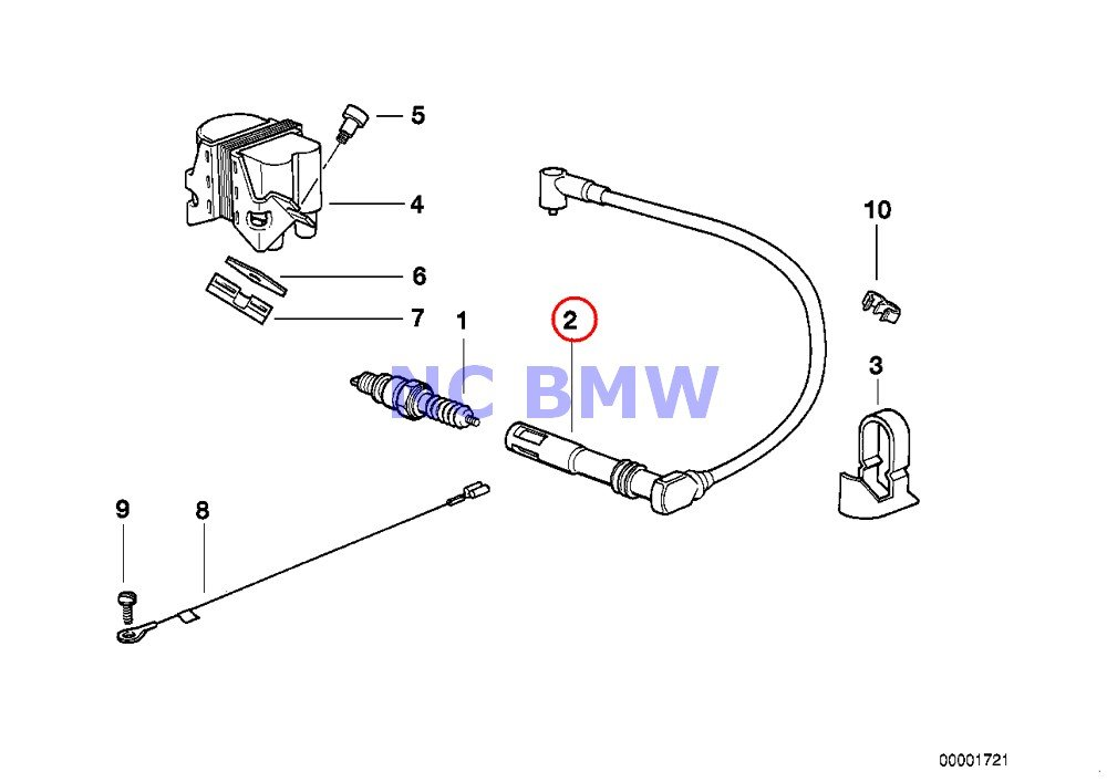 Amazon.com: BMW Genuine Motorcycle Engine Electrical System ... on