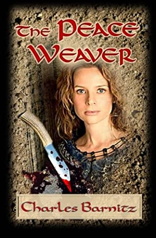 book cover of The Peace Weaver