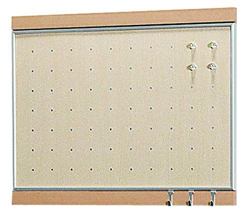 ベルク 【日本製インテリアボード】 フック付きマグボード 600×900 ナチュラル MR4052 B00N4OLWDI 600×900  600×900
