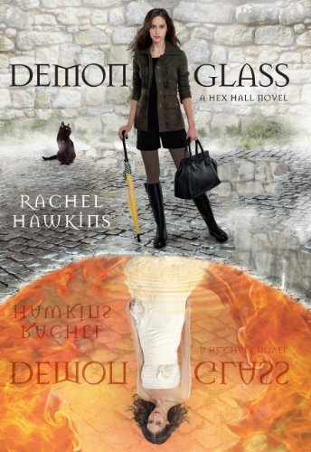 Book cover for Demonglass