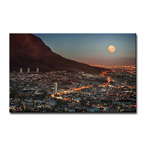 So Crazy Art Wall Art Painting South Africa Cape Town Pictures Prints On Canvas City The Picture Decor Oil For Home Modern Decoration - Africa Pictures South