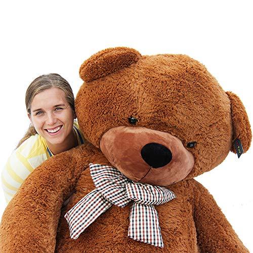 Joyfay Marca oso de peluche 100 - 200 cm gigante de la muñeca de juguete suave de la felpa de peluche oso de peluche de juguete oso peluche gigante peluches ...