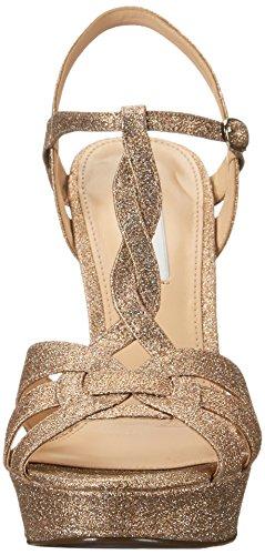 Sandalo Oro La Con Donna Us Nina Marzia Zeppa 10 FqpfXSw