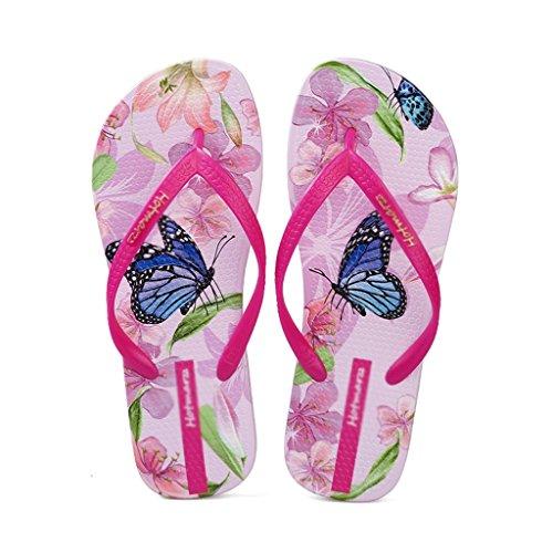 Sandali 36A Femminili Estate SpiaggiacoloreADimensioni Pantofole Scivolare Scarpe Donna Piatto Da ordexBCW