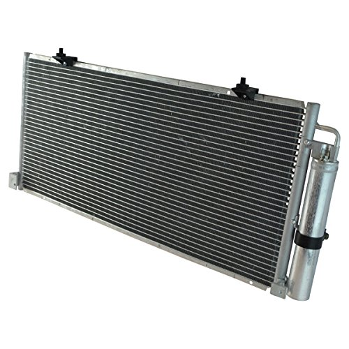 AC Condenser A/C Air Conditioning w/Receiver Drier for Subaru Impreza Brand