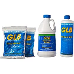 GLB Pool & Spa Products 71500 24000-Gallon Winter Pool Closing System