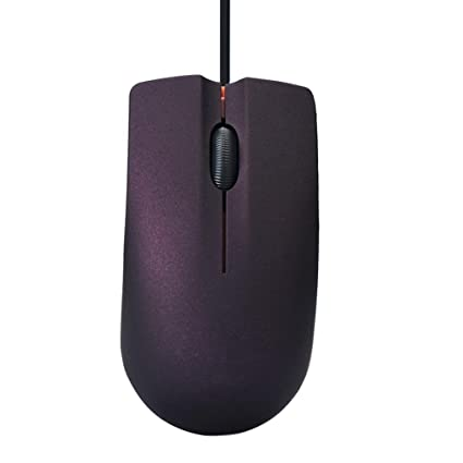 3abca7f02a36 GBSELL 1200 DPI Optical USB Wired Game Mouse Mice For PC Laptop Computer  Purple