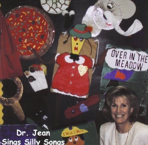 Melody House Dr. Jean Sings Silly Songs CD (House Music Cd)