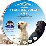 : Nakital Flea And Tick Collar Prevention for Dogs Control,Flea Collars for Dogs Adjustable Collar Large Small Dog