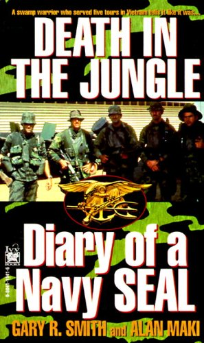 Death in the Jungle: Diary of a Navy Seal cover