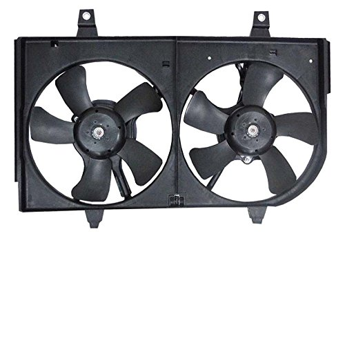 New Radiator Fans For Nissan Maxima Infiniti I30 2000-2001 3.0L 3.5L VQ30DE VQ35DE B1481-5U002 B1482-5U003