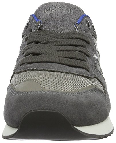 Sneaker Uomo Grigio Grey Eastman LLOYD 1 SYW5qpHwwP