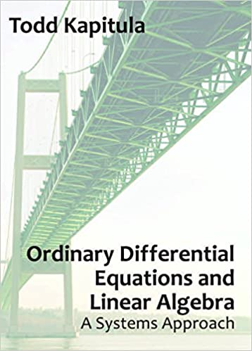 Ordinary differential equations and linear algebra a systems ordinary differential equations and linear algebra a systems approach fandeluxe Image collections