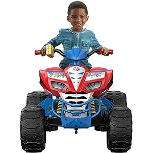 Power Wheels PAW Patrol Kawasaki KFX