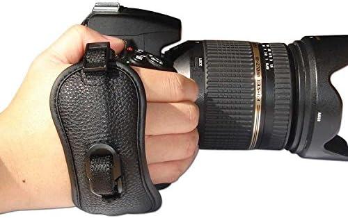 First2savvv OSH0402 Grip muñeca Profesional Correa negro de mano ...