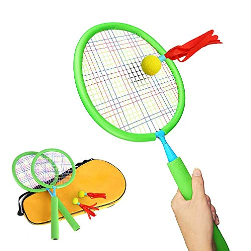 Green Kitchen Jeddah: Aoneky Kids Badminton Set, Toddler Outdoor Toys By Age 2