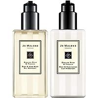 Jo Malone English Pear & Freesia Body & Hand Wash & Lotion 8.5 Oz