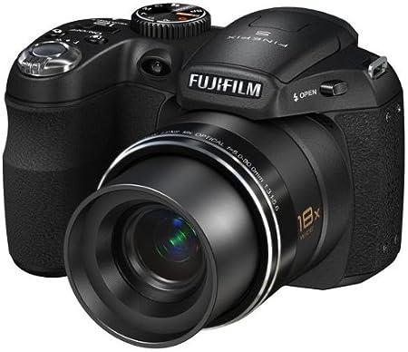 Fujifilm FinePix S1800 - Cámara Digital Compacta 12.2 MP (3 Pulgadas LCD, 18x Zoom Óptico): Amazon.es: Electrónica