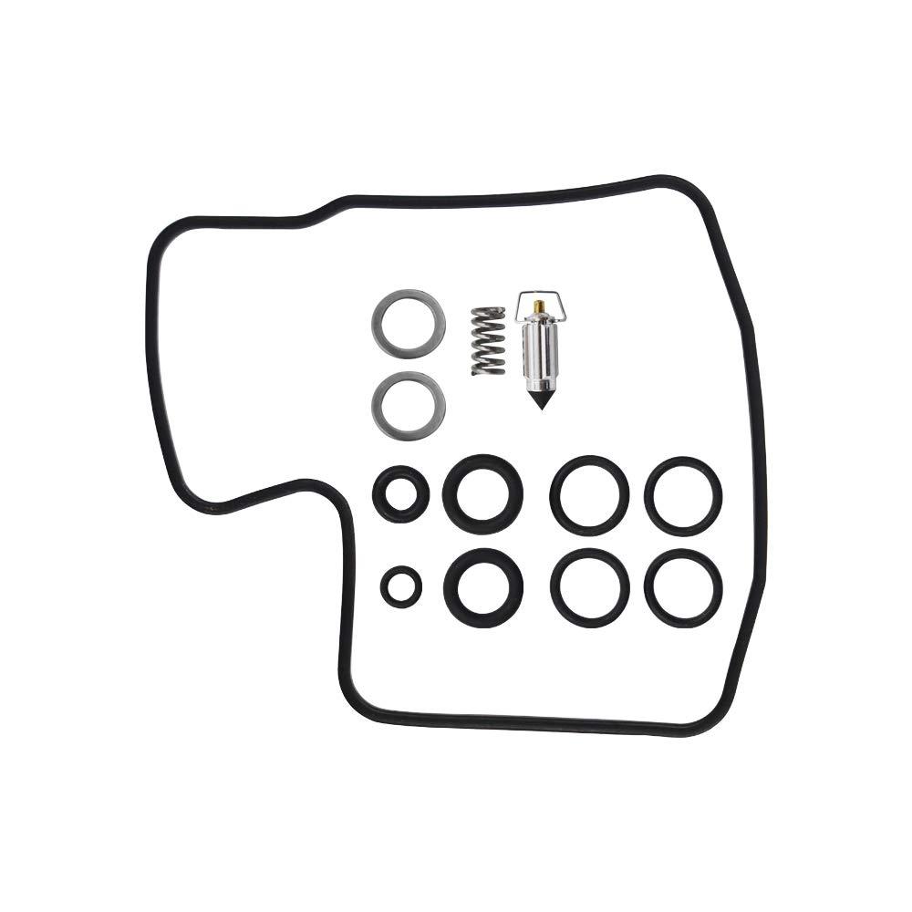Carburetor Rebuild Repair Kit for Honda GL1200A GL1200L GL1200SE 1984-1987 Pack of 4