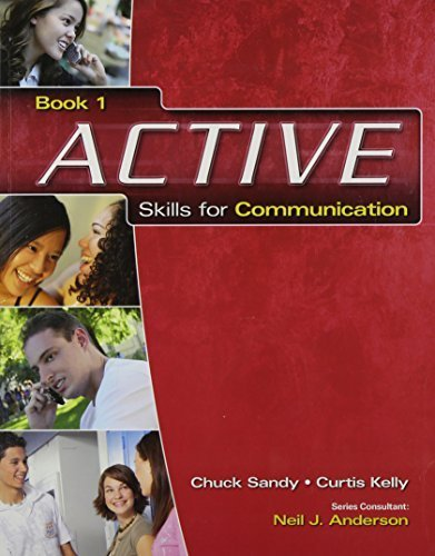 ACTIVE Skills for Communication 1: Student Text/Student Audio CD Pkg. by Chuck Sandy (2008-09-26) - Pkg Sandy
