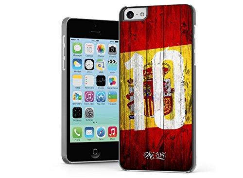 Master Case - Coque iPhone 5C Coupe du Monde 2014- Espagne