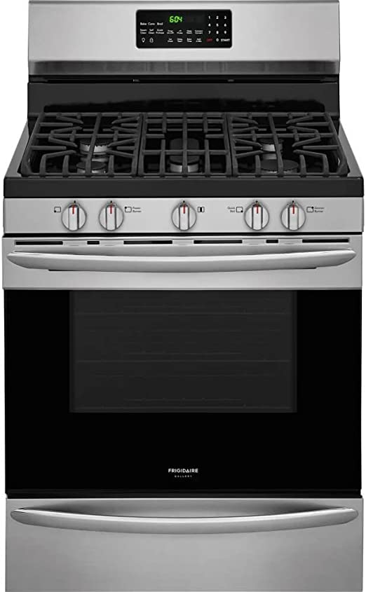 Amazon.com: Frigidaire fggf3059tf Galería Series 30 inch no ...