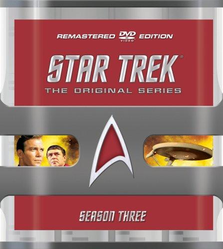 Star Trek: The Original Series: Season 3 (Remastered Edition)