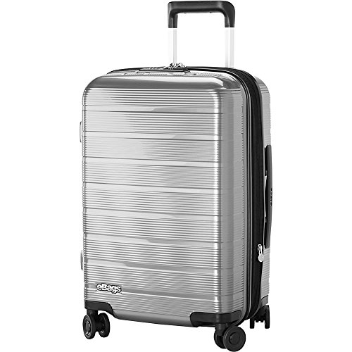 eBags Fortis 22'' Hardside Spinner Carry-On (Grey) by eBags