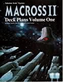 Macross II Spaceships and Deck Plans, Martin Ouellette and Marc-Alexandre Vezina, 0916211665