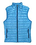 Product review for Patagonia Men's Ultralight Down Vest Grecian Blue S