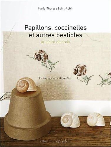 Livre gratuits en ligne Papillons, coccinelles et autres bestioles au point de croix pdf
