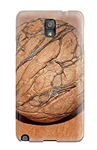 Premium Food Nuts Back Cover Snap On Case For Galaxy Note 3