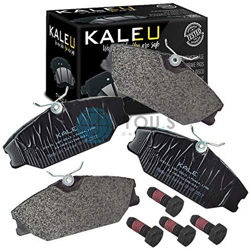 Kale 410604441r Front Axle Set of Brake Pads Brake Pads: