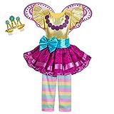 Disney Fancy Nancy Costume Set for Girls Size 5/6