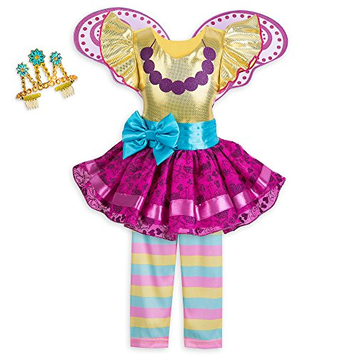 Disney Fancy Nancy Costume Set for Girls Size 4 Multi -