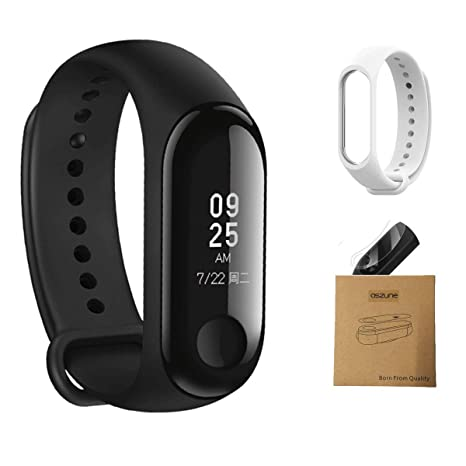 Amazon.com : Aszune Xiaomi Mi Band 3 Outdoor Running Sport Monitor ...