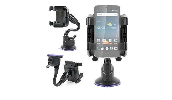 DURAGADGET Soporte De Coche para Smartphone Fusion5 Gen II/Kata C2 ...